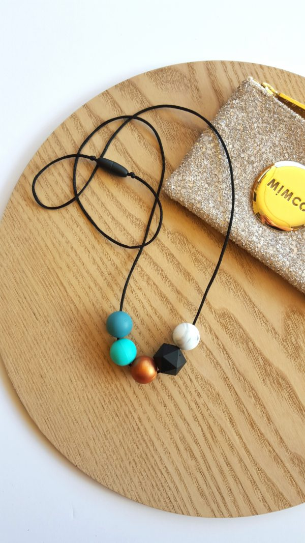 Mullum Silicone Necklace