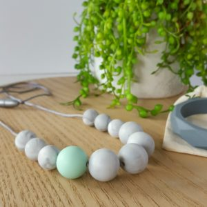 Georgica Silicone Necklace