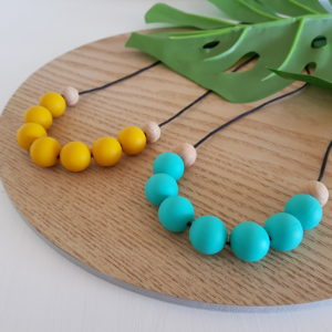 Shelley Silicone Necklace