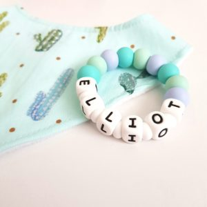Personalised Mini Teether