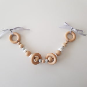 Pebble Rock Pram Garland