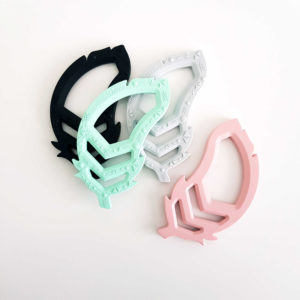 Foxx & Willow Feather Teether