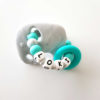 Personalised Elephant Rock Teether