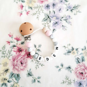 Personalised Dummy Holder