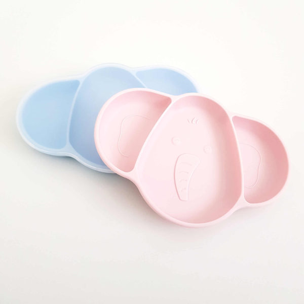 Silicone Suction Plates