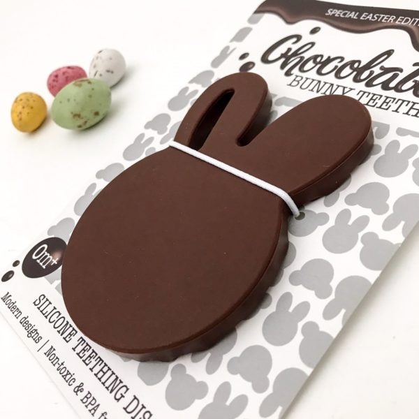LIMITED EDITION Choc Coloured Teether