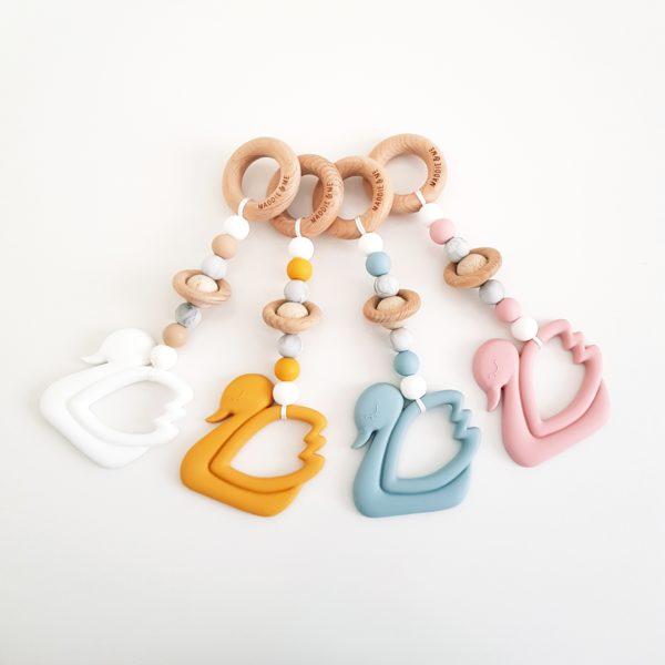 Swan Pram Toys
