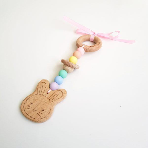 Bunny Pram Toy