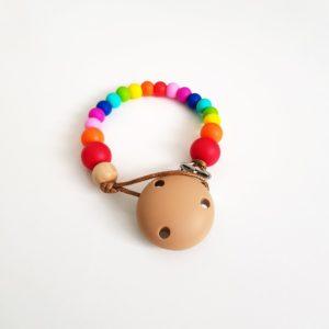 Rainbow Bright Dummy Clip