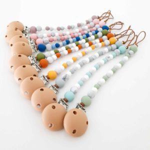 Round Colour Mix Dummy Chain