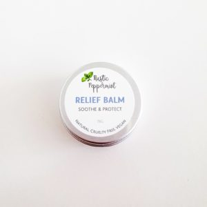Rustic Peppermint Relief Balm