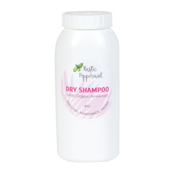 Rustic Peppermint Dry Shampoo