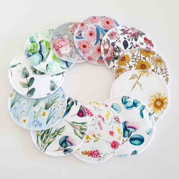 Reusable Breast Pads