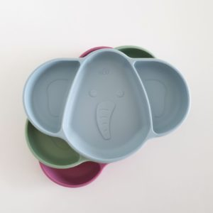 Ellie Silicone Suction Plates