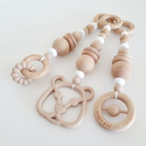 Luxe Bear Playgym Toys