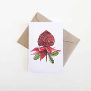 Shantele Ianna Art Watercolour Card