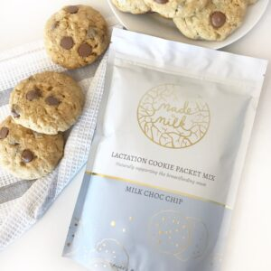 Made to Milk - Milk Choc Chip Cookie Packet Mix