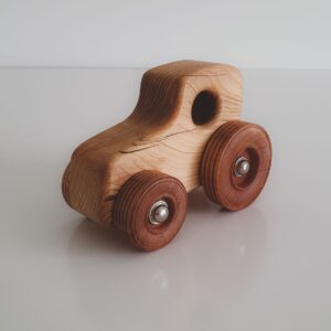 Windy Hill Adventures Wooden Tractor