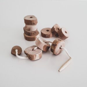 Natural Threading Set - Qtoys