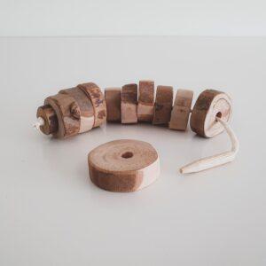 Natural Threading Set - Qtoys