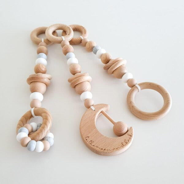 Moon Rattle Playgym Toys