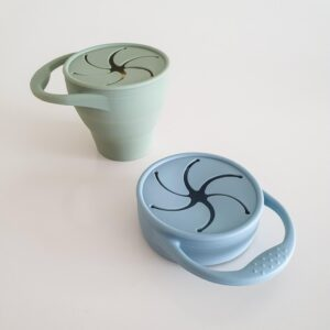 Silicone Snack Cups