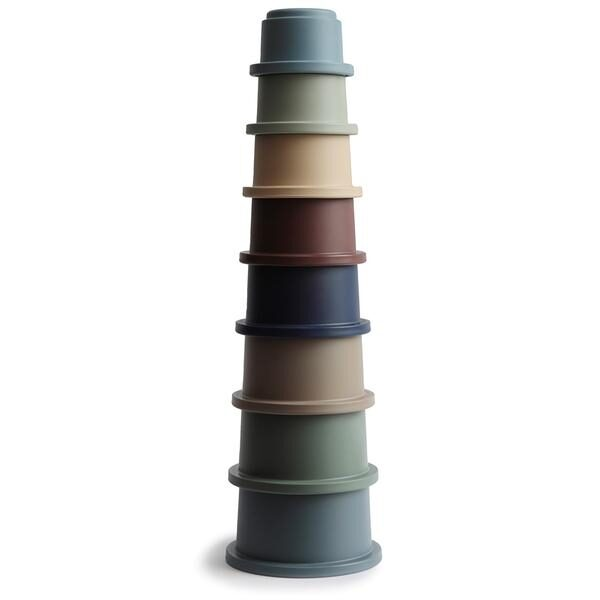Stacking Tower - Forest