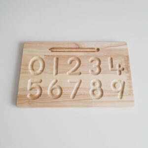 Number Tracing Board