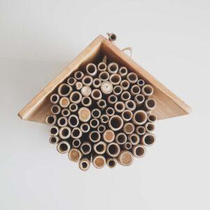 Hanging Bee House
