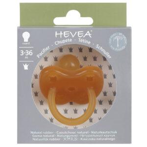 HEVEA Round Natural 3-36 months