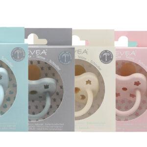 Hevea - Colour Pacifier - Round