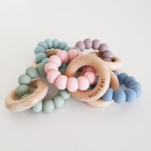 Bay Teether - Silicone Teething Toy