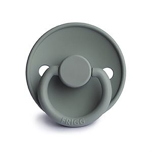 Frigg Classic Silicone Dummy - French Gray
