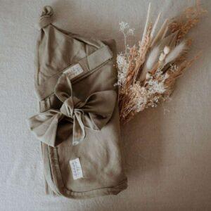 Milk & Poppy - SAGE - Jersey Baby Wrap