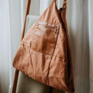 Milky & Poppy Parker Tan Play Bag