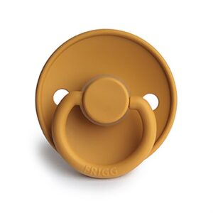 Frigg Classic Silicone Dummy - Honey Gold