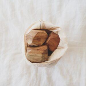 Qtoys - Natural Wooden Gems