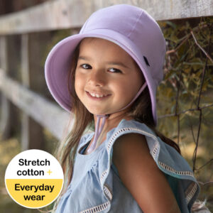 Bedhead Kids Bucket Sun Hat - Lilac