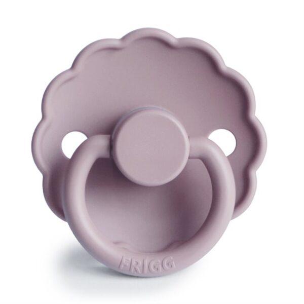 Frigg Daisy Silicone Dummy - Soft Lilac