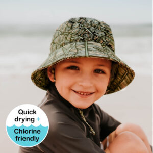 Bedhead Bucket hat SWIM - Tropic