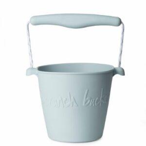 Scrunch Bucket - Duck Egg