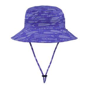 Bedhead Kids Bucket Sun Hat - Fish