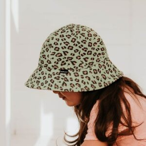 Bedhead Toddlers Bucket Sun Hat - Leopard