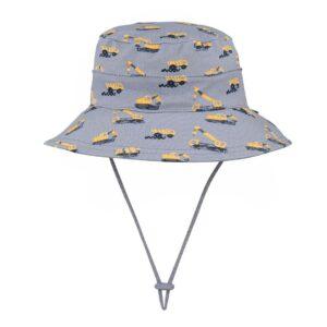Bedhead Kids Bucket Sun Hat - Machinery