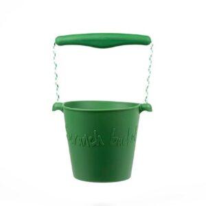 Scrunch Bucket - Moss Green