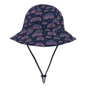 Bedhead Kids Bucket Sun Hat - Rainbow