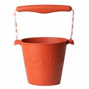 Scrunch Bucket - Rust