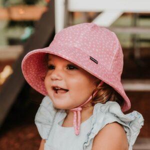 Bedhead Toddlers Bucket Sun Hat - Spot