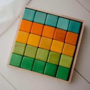 Qtoys - My First Block Set - Coloured