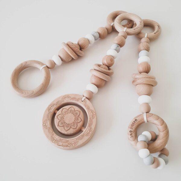 Aspen Rattle Playgym Toys